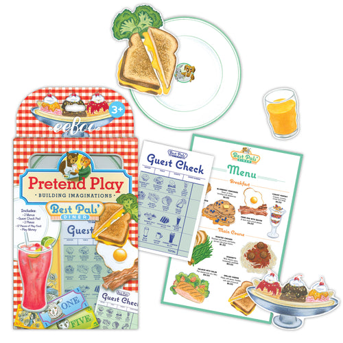 Pretend Play Best Pals Diner