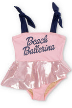Load image into Gallery viewer, Beach Ballerina One Piece Swimsuit