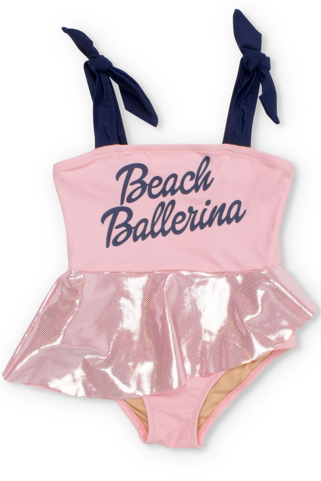 Beach Ballerina One Piece Swimsuit