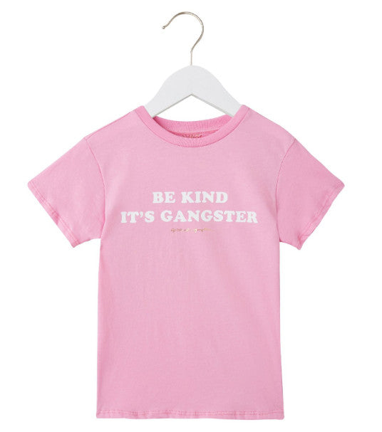 Be Kind Gangster T-shirt