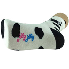 Load image into Gallery viewer, Delightful Cow Design Socks