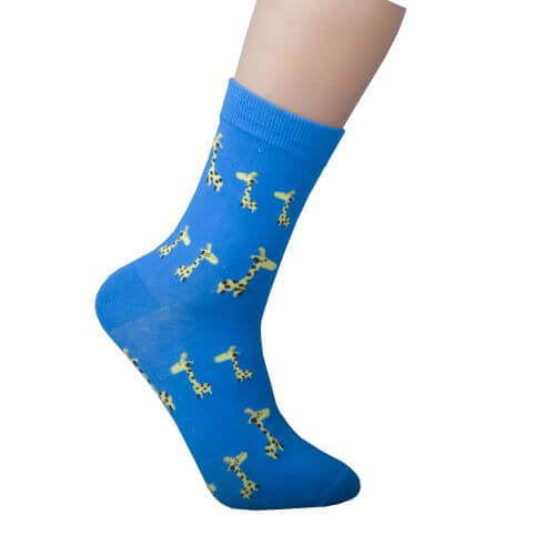 Giraffes Jelly Jolly London Socks
