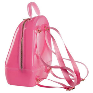 Pink Annabelle Jelly Backpack
