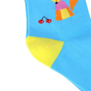 Super Cute Fox Socks