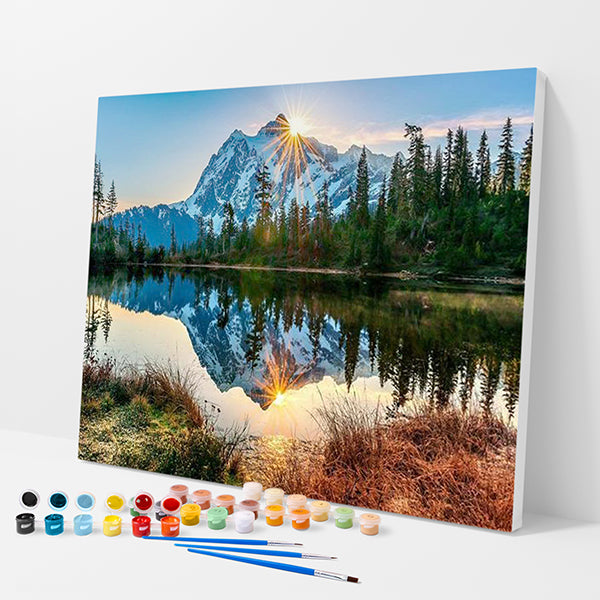 Mountain Reflections Kit