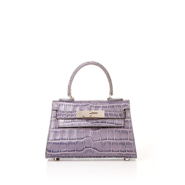 Kate Crocodile 8' Purple