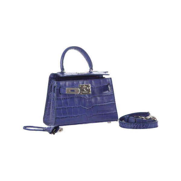 Kate Crocodile 8' Blue