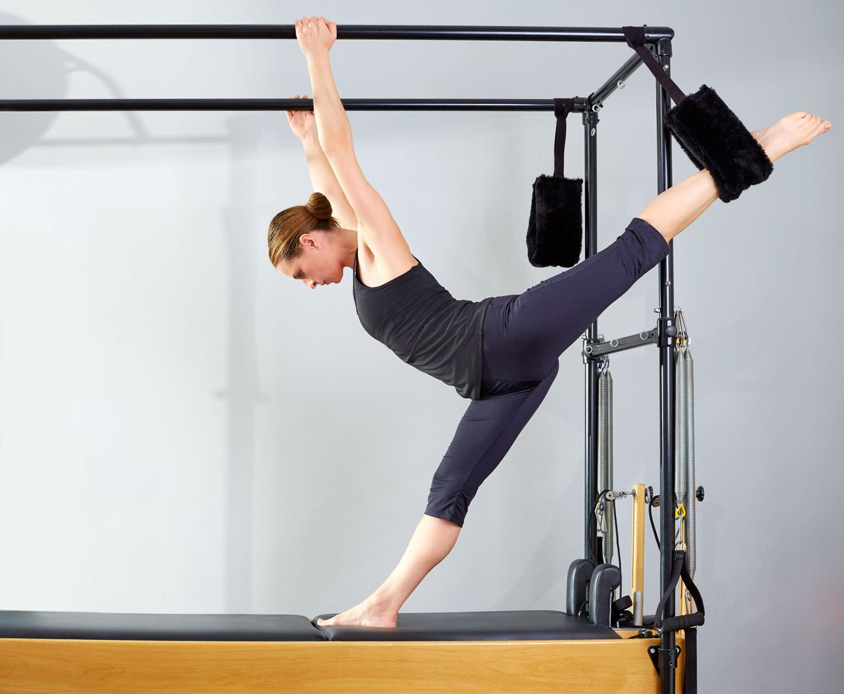 Pilates: 'The Secret' For The World's Top Athletes