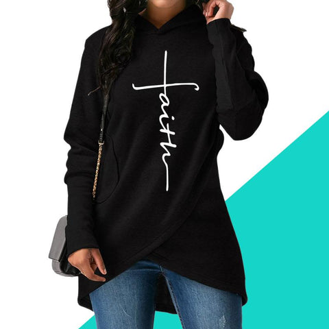 RoyaleWinter™ Faith Winter Hoodies For Women