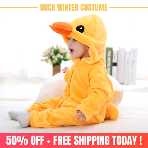 RoyaleBabies™ Winter Special Baby Rompers - Babies Winter Gift