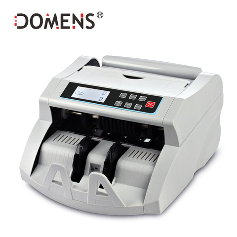 Automatic Money Counter with UV+MG+IR+DD