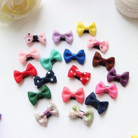 Baby Hair Clips (10 Pieces/lot)