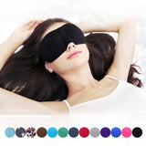 Unisex 3D Sleep Mask Relax Sleeping Eye Mask Shade Cover Adjust Blindfold Sleep Aid Eye Mask Portable Blindfold Travel Eyepatch
