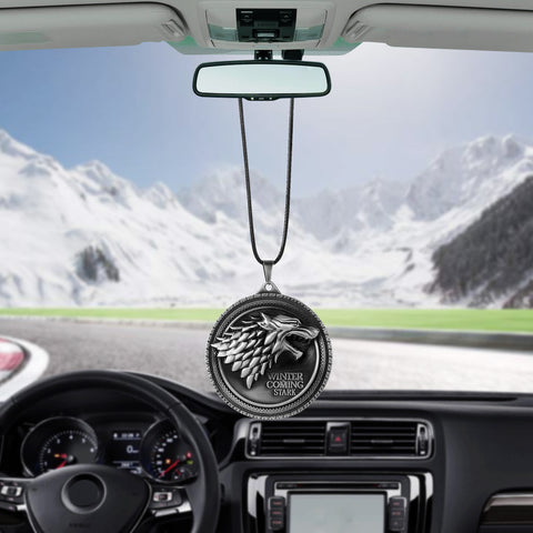 Game of Thrones Car Pendant