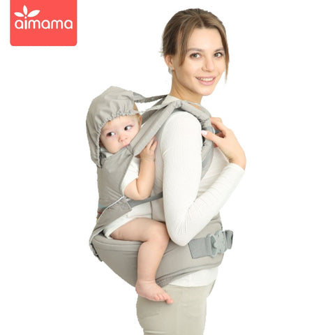 Multi-Purpose Baby Carrier Hip Seat