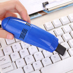 Vacuum Mini USB Keyboard Cleaner