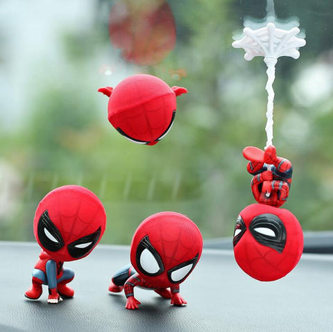 Spiderman Shake Head Toy