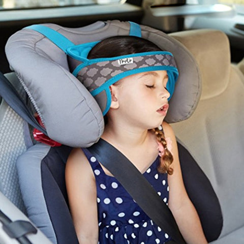 Child Head Fixed Pillow - Car Seat Sleeping Pillow