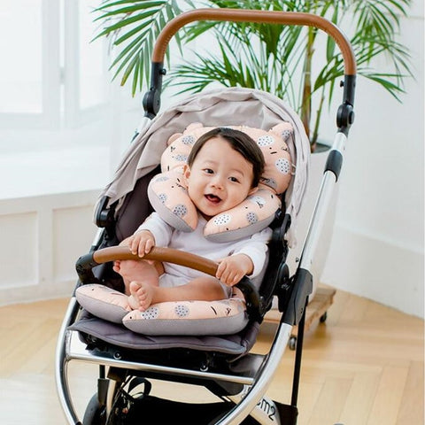 Baby Cushion Anti Roll Seat Head Support