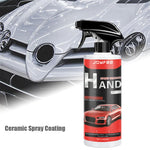 Ceramic Spray Coating Car Polish