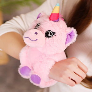 2019 New Product Magic Animal, Plush Toy & Stuffed Animals Unicorn/ Dog / Panda/Monkey With Magic On Arm, Best Gift For Kids