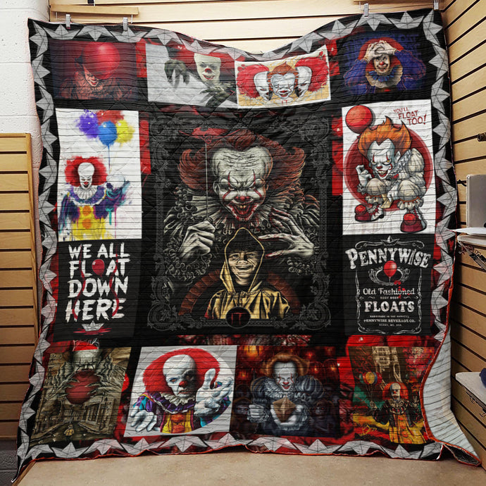 Pennywise From IT Quilt