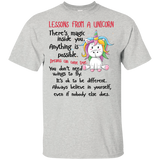 lessons from a unicorn T-Shirt