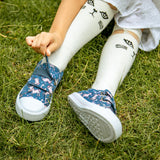 Kids shoes Toddler Sneakers Unicorn Dual Buckle Strap Cute Boy Shoes Children Sneakers Girl Casual Canvas Shoes