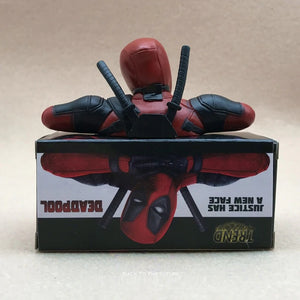 Marvel X-Men 8.5*3.5cm Deadpool 2 Action Figure