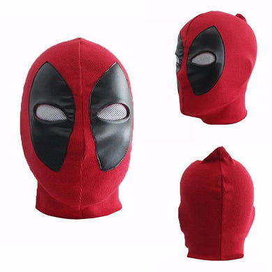 Deadpool Masks Headwear Cool Fabrics Full Mask
