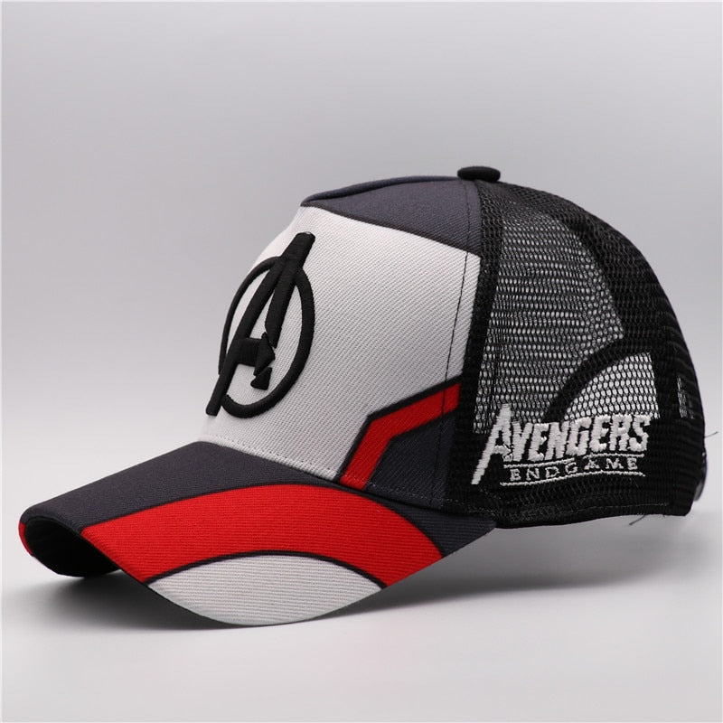 The Avengers 4 Endgame Quantum Hat Cosplay Costumes Fashion
