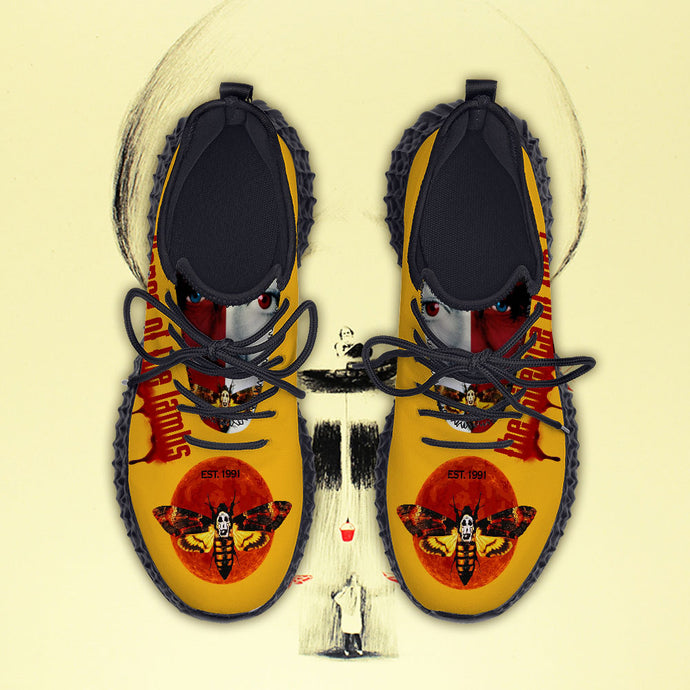 The Silence Of The Lambs Shoe