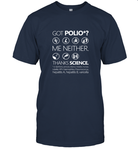 Got Polio  Thanks Science