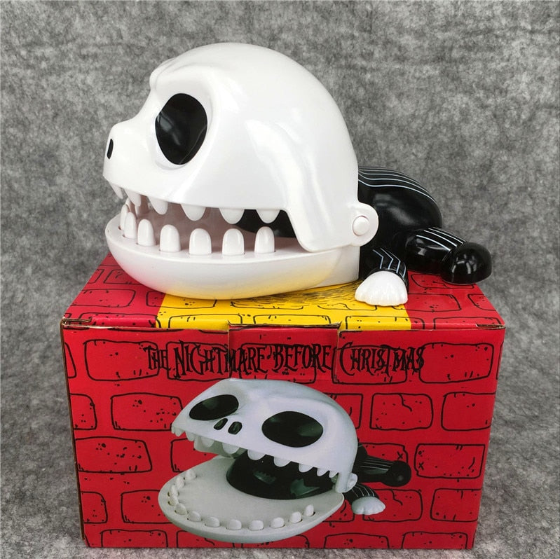 Educational Toys The Nightmare Before Christmas Bite Finger Joker Toy Kids Birthday Gifts #746 Funny Gags Game Toy
