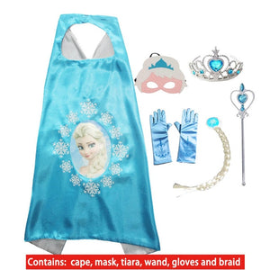 Mermaid Costume Kids Halloween Costumes for Girls Alice In Wonderland Christmas Cosplay Fairy Tale Princess Cosplay Party Favor