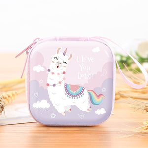 Unicorn Children's Purse Key Pack Unicorn Party Birthday Party Decorations Kids Baby Shower Gifts.Q