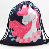 Unicorn Diaper Bag  Mummy Maternity  Backpack Nappy Bag Baby Organizer Nursing Bag for Baby Care Handbag Storage Bag