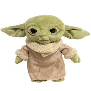30cm Baby Yoda plush Toy Master Yoda Plush Pendants Soft Stuffed Animals Dolls