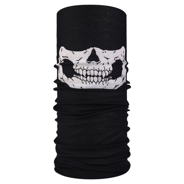 (Buy 2 get 1) Multi-tool Printed Windproof UV Protection Face Mask Neck Scarves Headwear