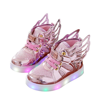 Sneakers Children for Boys Girls Led