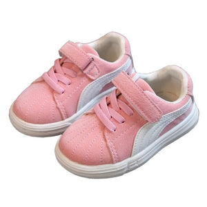 New Children's Shoes Girls Sneaker Boys Sport Sneakers Soft Bottom Baby Toddler Flat Sneaker Size 21-30