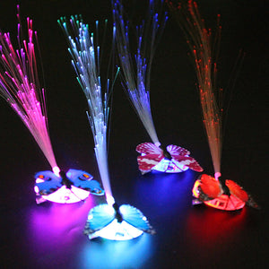 LED Wigs Glowing Flash Ligth Hair Braid Clip Hairpin Christmas Birthday Toy Children Kid Child Gift Fun Fly Catapult Eject