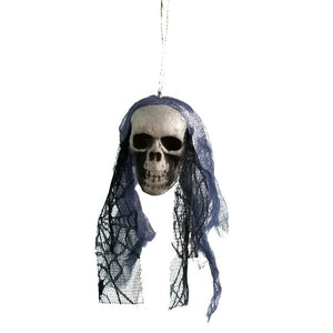 Halloween Hanging Decor Pirates Corpse Skull Haunted House Bar Home Garden Decor