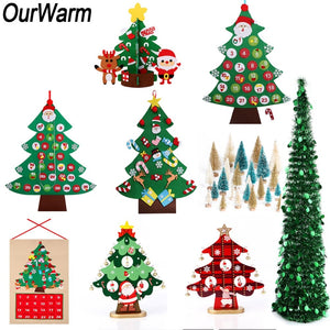 Artificial Christmas Tree New Year's Products Kids Toys