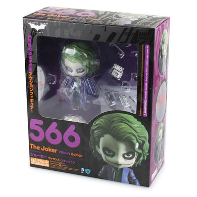 NEW hot 10cm Q version Suicide Squad Joker action figure toys
