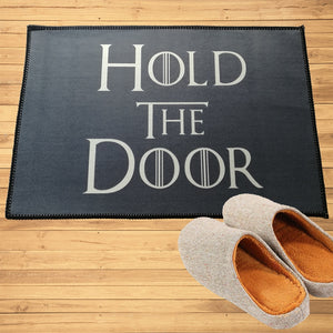 Hold The Door Doormat Mats Hallway Doorway Bathroom Bedroom Kitchen Rugs Floor Mats Carpet Home Decoration
