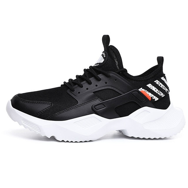 Breathable Running Shoes for Men Woman White Sport Shoes Men Sneakers Zapatos Corrientes De Verano Chaussure Homme De Marque