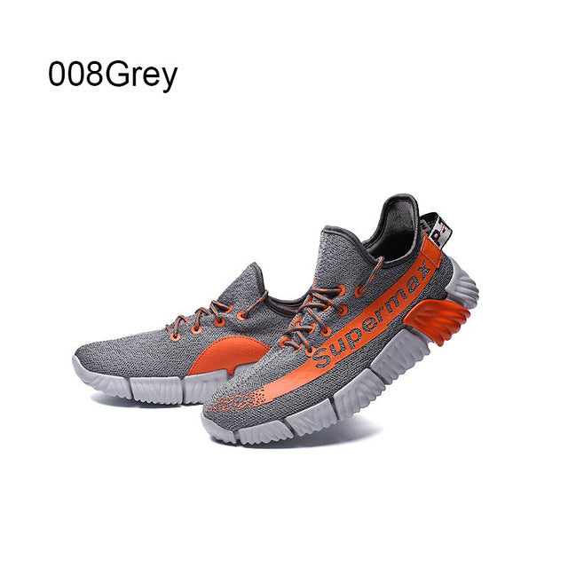 New Arrival Fashion Men Sneakers Designer Flyknit Tech Zapatos Para Correr Breathable Lightweight Damping Men Casual Shoes