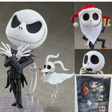 The Nightmare Before Christmas Jack Nendoroid 1011 Change Face Action figure Toys