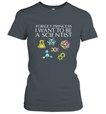 I want to be a scientist